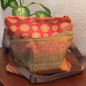 EUC 🌸 MARUCA Handmade In Boulder CO Crossbody Bag